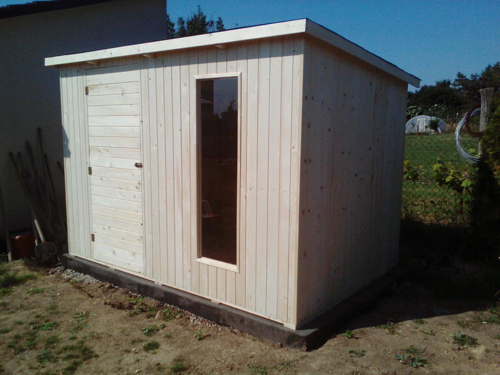 de2e24b35f490 Záhradný domček na náradie | Stavba, drevodomy | Predaj / Ponuka